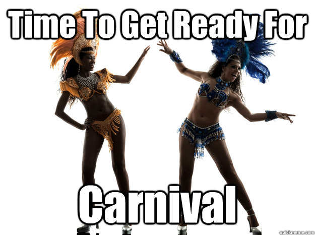 Lose weight for carnival