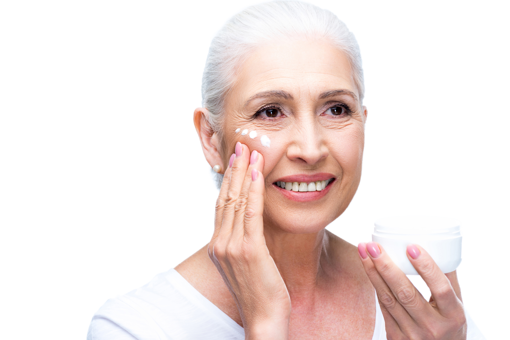 Anti Aging Creams and Massages Don't Work