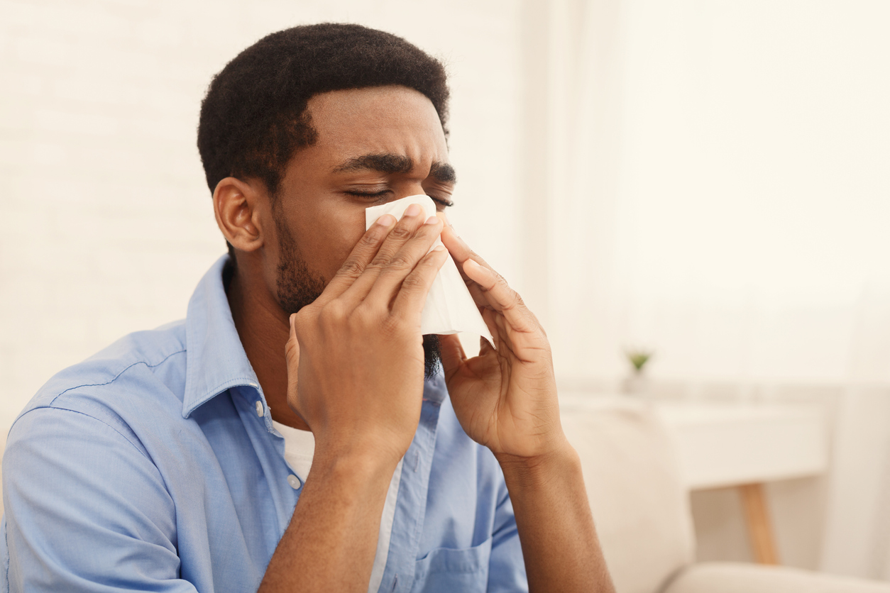 Suffering from allergies in South Florida